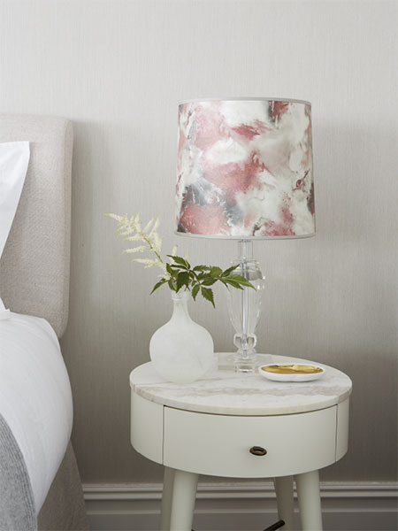 Handmade lampshade - made to order