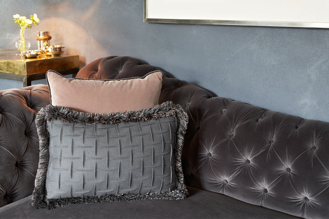 Unique and hand crafted cushions