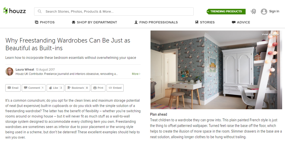 Houzz Bedrooms
